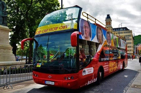 Budapest: Hop-on Hop-off Ticket with Boat & Night Tour