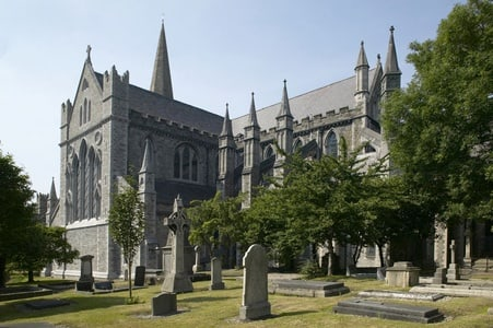 Dublin: Self-guided Cathedral Admission