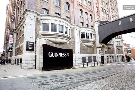 Priority Entrance: Guinness Storehouse with Free Pint