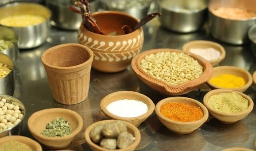 Cooking Class - North Indian Thali