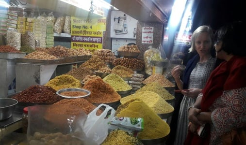 Discover The Local Street Food