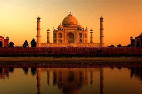 ONE DAY SUNRISE TAJ MAHAL TOUR FROM DELHI WITH LUNCH
