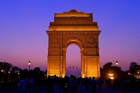Private Full-Day Old & New Delhi Tour with Entrances