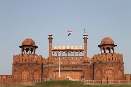 Red Fort Sound & Light Show Tickets and Transfer: Delhi