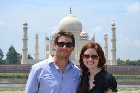 Same Day Private Taj Mahal Tour from Delhi with Lunch