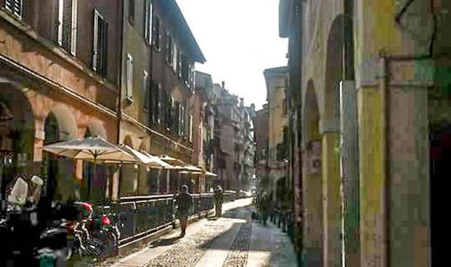 Private Lunch in the Center of Bologna