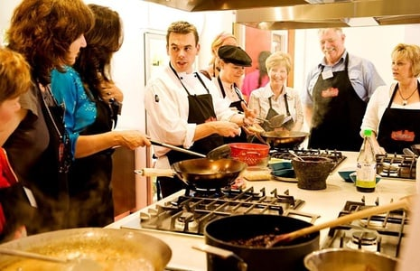 Florence: Cooking Lesson from Market to Table