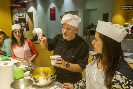 Florence: Market to Table Cooking Lesson