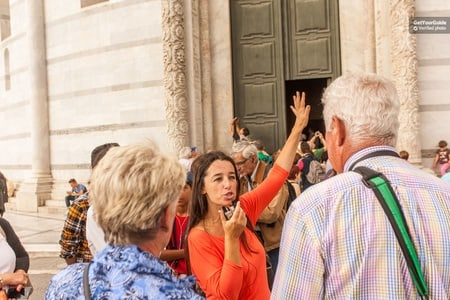 Pisa and Lucca Full-Day Tour
