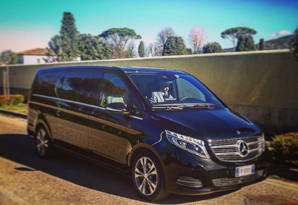 City Hotels to Florence Train Station: Private Transfer