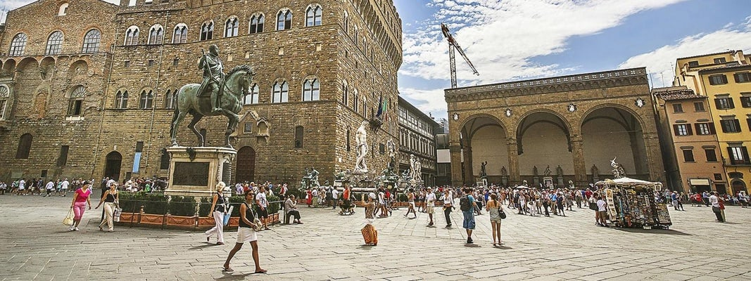 Private Guided Walking Tour Florence