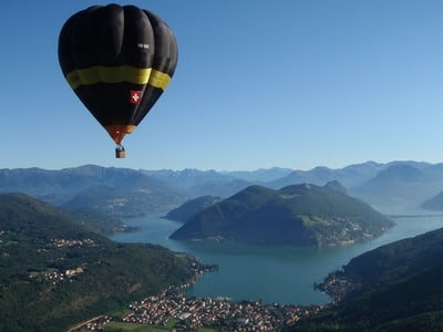 Hot Air Balloon Flights en Lombardie