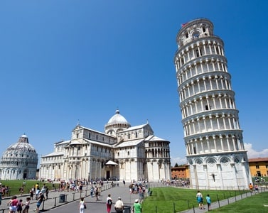 The Leaning Tower of Pisa: Skip The Line