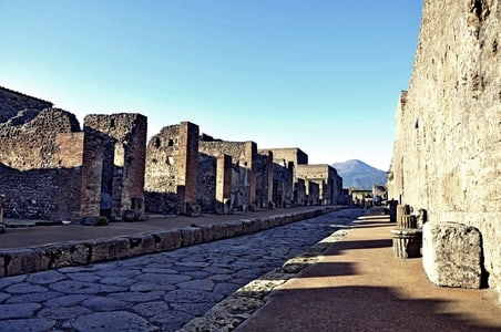 Pompeii Private Tour with Guide