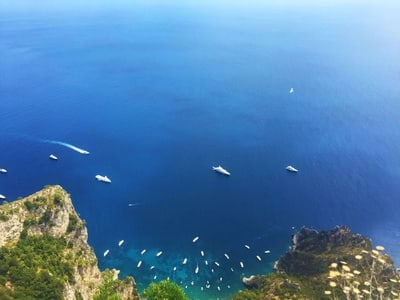 Capri Full-Day VIP from Rome by High-speed Train