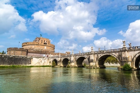 Fast-Track Castel Sant'Angelo and Venice Palace Tickets
