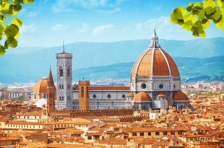 Full-Day Trip to Florence from Rome by High Speed Train Including Half Day Tour