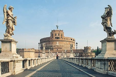 Private Family Tour of the Castel Sant'Angelo