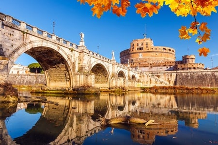 Rome: Private Family Tour of the Castel Sant'Angelo