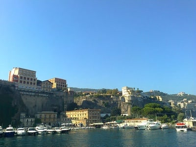 Sorrento & Pompeii: Full-Day Trip from Rome with Lunch