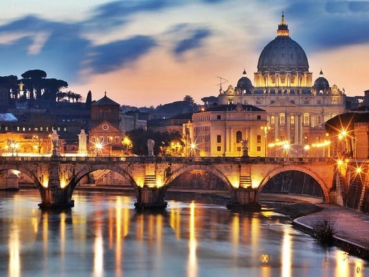 Private Transfer between Rome Ciampino and City Hotels