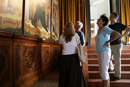 Art History Walking Tour of Venice