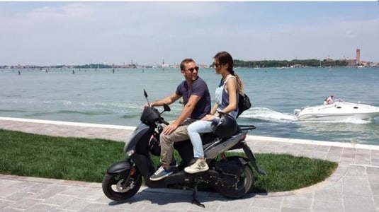 Location Venise Scooter