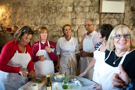 Venice: 3-Hour Cooking Class at your Airbnb