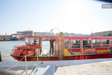 Venice Hop-on Hop-off City Sightseeing Boat Tour