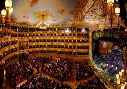 Venice: La Fenice Theater Guided Tour