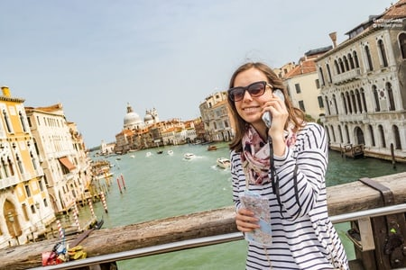 Venice Self-Guided Tour with Audio Guide