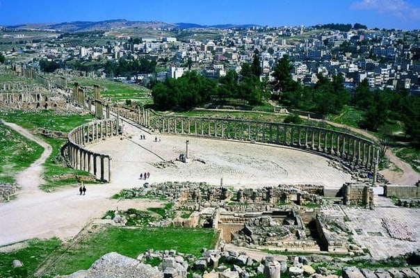 Private Tour of Ajlun and Jerash