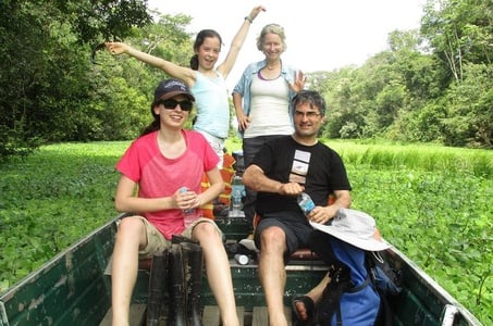 3-Day Wildlife Observation Tour at Tamshiyacu Reserve with Curassow Amazon Lodge