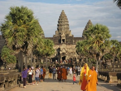 Best of Angkor Wat: Private Tour with Fortune Telling