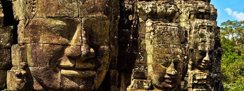 Uncovering Angkor