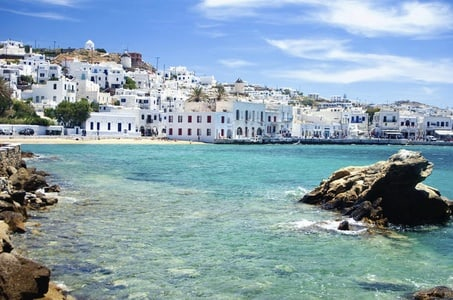 4-Night Independent Trip to Athens and Mykonos from Istanbul