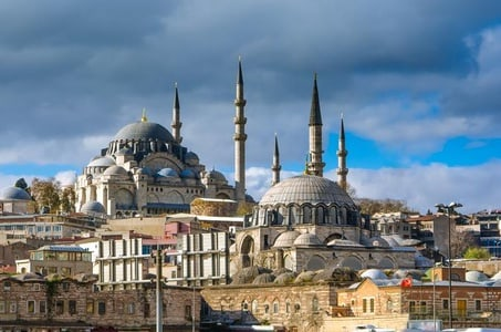 A Fully Guided Afternoon Tour of Istanbul's Sights