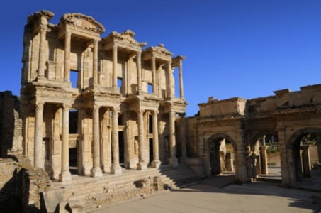 Izmir Shore Excursion: Day Trip to Ephesus and House of Virgin Mary