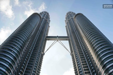 Petronas Towers Skip-the-Line Ticket with Hotel Delivery