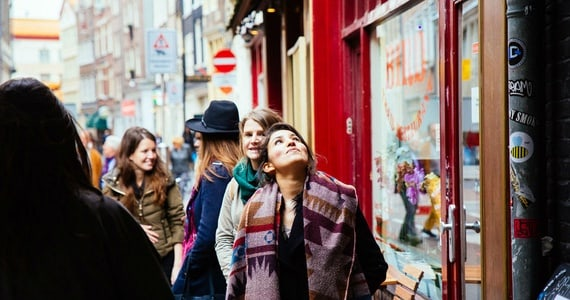 Amsterdam 1.5-Hour Private Kick-Start Tour with a Local