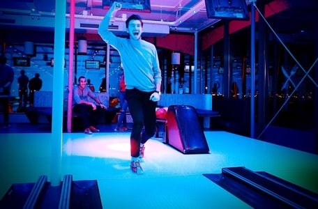 Amsterdam: 1-Hour Powerzone Bowling Experience