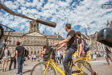 Amsterdam 2-Hour Bicycle Tour