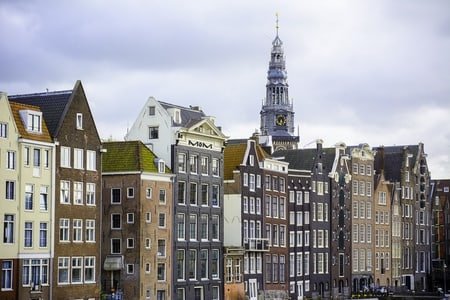 Amsterdam Guided Half Day Tour