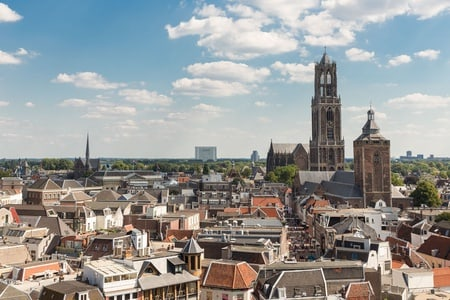 Utrecht: Private Tour with Haar Castle from Amsterdam