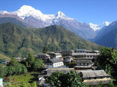 12 Day Annapurna Base Camp Trek