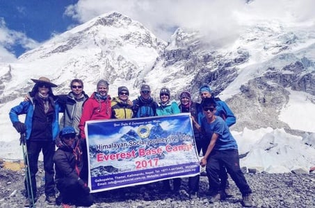 16DAYS EVEREST BASE CAMP TREK WITH 5 STAR ACCOMMODATION AT GOKARNA FOREST RESORT