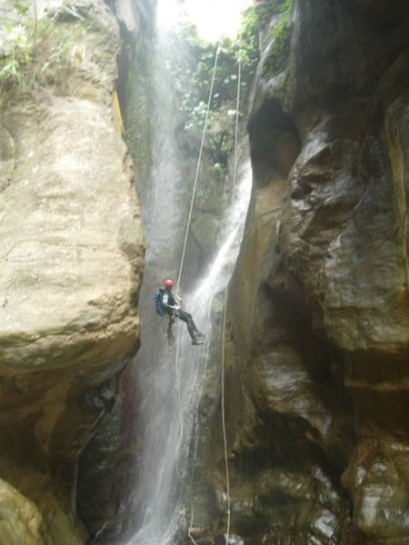 8-Day Marsyangdi Valley Canyoning tour