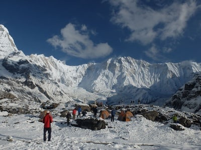 Annapurna Base Camp Private 16-Day Trek from Kathmandu