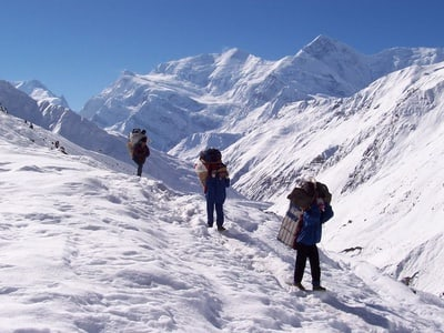Annapurna Base Camp Trek- 14 Days from Kathmandu