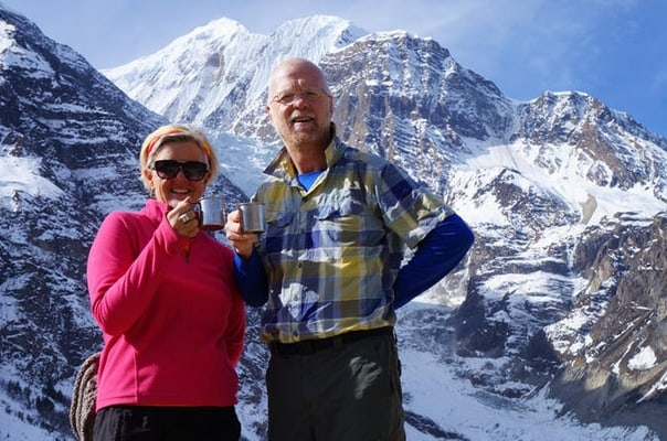 12 Days Annapurna Base Camp Tour from Kathmandu